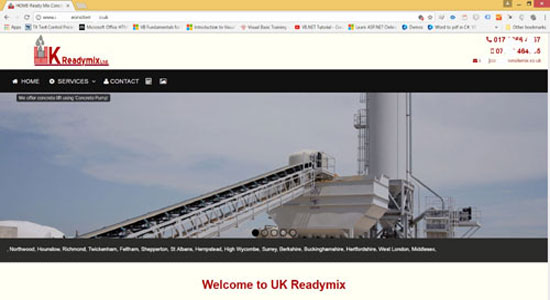 UK readymix Ltd